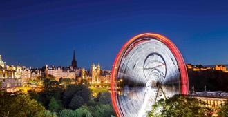 Mercure Edinburgh City Princes Street Hotel - Edinburgh - Outdoor view
