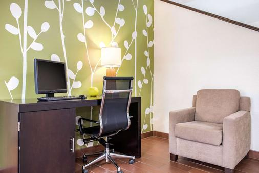 Sleep Inn & Suites - Columbus - Business Center