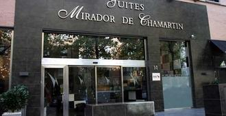 Hotel Mirador de Chamartin - Madrid - Gebäude