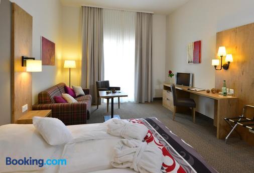 Santé Royale Hotel & Gesundheitsresort - Wolkenstein - Bedroom