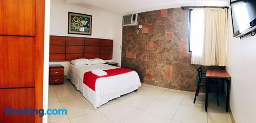 Murali Hostal Guayaquil - Guayaquil - Phòng ngủ