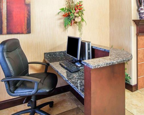 Comfort Inn - Harriman - Business centre