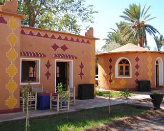 Ecolodge - La Palmeraie - Ouarzazate - Building