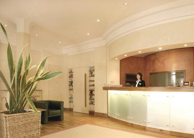 Best Western Hotel Bremen City - Bremen - Vastaanotto
