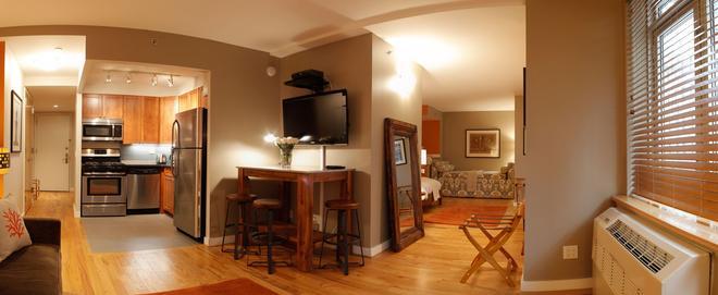 Sanctuary NYC Retreats - Nueva York - Habitación