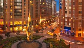 Courtyard by Marriott Baltimore Downtown/Inner Harbor - Baltimore - Utomhus