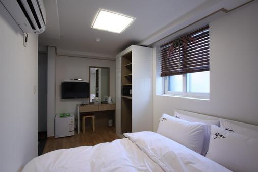 Sieoso Hotel - Hostel - Seoul - Bedroom