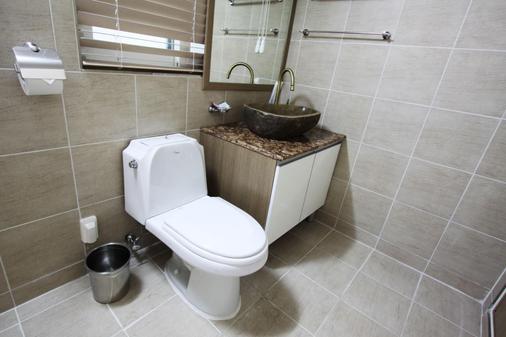Sieoso Hotel - Hostel - Seoul - Bathroom
