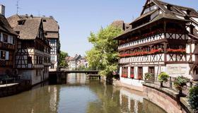 Ibis Styles Strasbourg Centre Gare - Estrasburgo - Vista externa