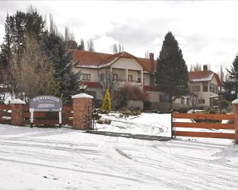 Hotel San Jorge - Junín de los Andes - Outdoors view