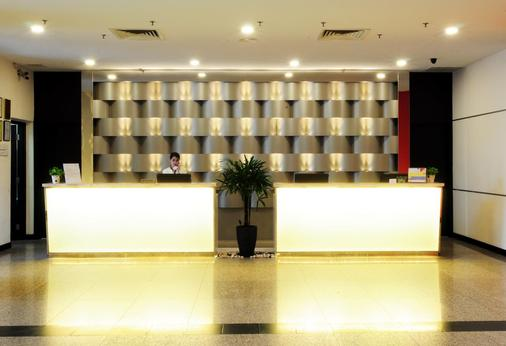 Hotel Sentral Seaview, Penang - George Town - Front desk