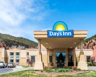 Days Inn by Wyndham Carbondale - Carbondale - Edificio