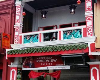 Kt Chinatown Lodge - Kuala Terengganu - Toà nhà