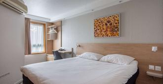 Brit Hotel Confort Mulhouse Centre - Mulhouse - Phòng ngủ
