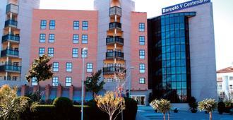 卡塞雷斯森特納里歐 5 號巴西洛酒店 - 卡塞雷斯 - 卡塞雷斯 - 建築