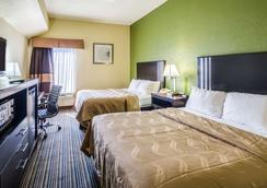 Quality Inn & Suites - Wytheville - Bedroom