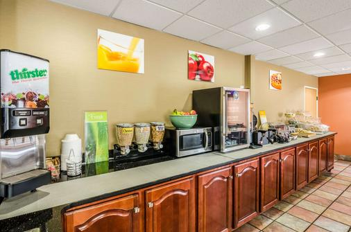 Quality Inn & Suites - Wytheville - Buffet
