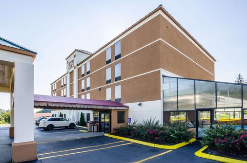 Quality Inn & Suites - Wytheville - Building