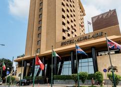 Hotel Alvalade - Luanda - Rakennus