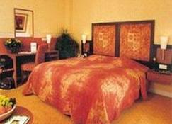 โรงแรม เจิ้งโจว เจียนกั๋ว - เจิ้งโจว - ห้องนอน