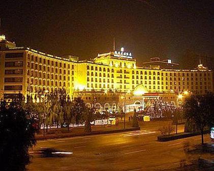 Zhengzhou Jianguo Hotel - Trịnh Châu - Toà nhà
