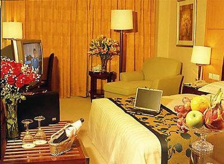 Zhengzhou Jianguo Hotel - Trịnh Châu - Phòng khách