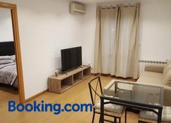 Apartamento Boggiero I - Zaragoza - Sala de estar