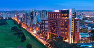 Sheraton Mar del Plata Hotel - Mar del Plata - Gebouw