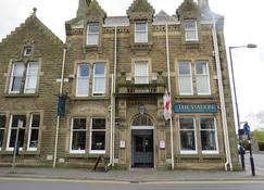 The Station Bar Grill and Rooms - Clitheroe - Building