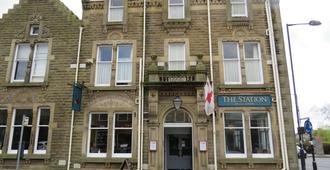 The Station Bar Grill and Rooms - Clitheroe - Edificio