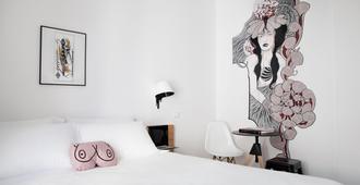 Sleep - Follonica - Schlafzimmer
