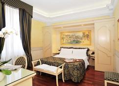 โรงแรมพี คาแนลแกรนด์ - โมดินา - ห้องนอน
