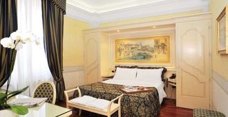 Phi Hotel Canalgrande - מודנה - חדר שינה