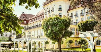 Sofitel Grand Sopot - Sopot - Gebäude