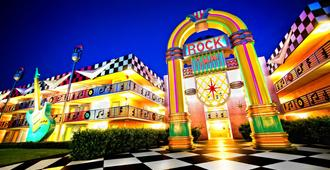 Disney's All-Star Music Resort - Lake Buena Vista - Rakennus