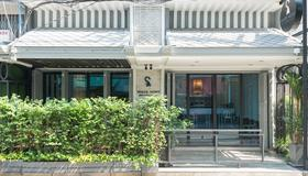 White Ivory Bed & Breakfast - Bangkok - Rakennus