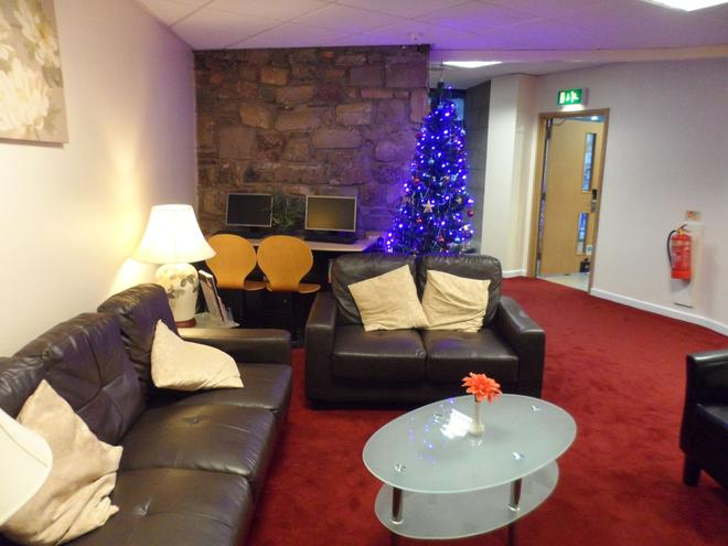 Britannia Hotel Edinburgh - Edinburgh - Living room