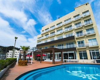 Sayan Terrace Hotel & Resort - Katsuura - Gebouw