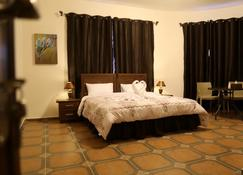 Orient Motel - Nablus - Bedroom