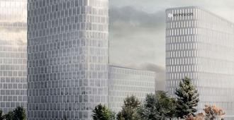 Hyperion Hotel Munchen - Múnich - Edificio