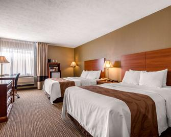 Quality Inn - New Castle - Schlafzimmer