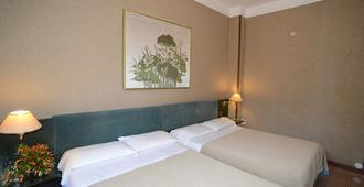Hotel Galles - Genua - Schlafzimmer