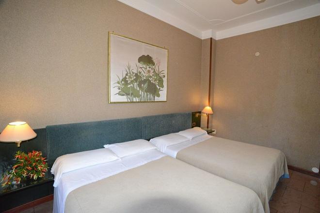 加勒酒店 - 吉那歐 - 熱那亞 - 臥室