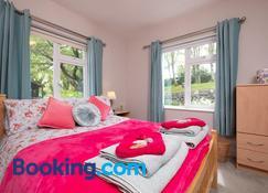 Luxury Apartment - Galway - Sypialnia