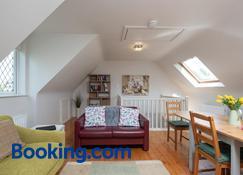 Luxury Apartment - Galway - Pokój dzienny