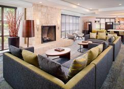 Courtyard by Marriott Ann Arbor - Ann Arbor - Lounge