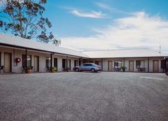Artesian Spa Motel - Moree - Rakennus