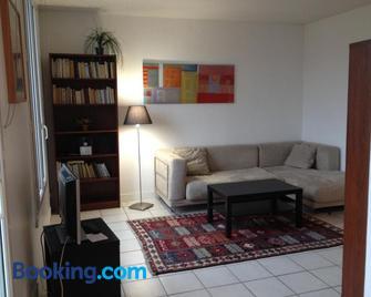 Residence Service Appart Hôtel - Кламар - Living room