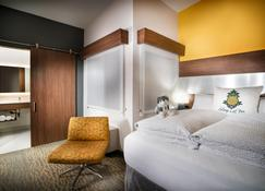 Staypineapple, Hotel Z, Gaslamp San Diego - San Diego - Soveværelse