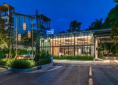 Deevana Krabi Resort - Bãi biển Aonang - Toà nhà